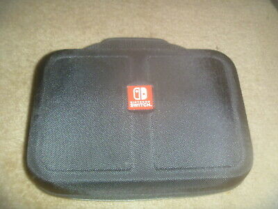 Officially Licensed Nintendo Switch Game Traveler Deluxe System Storage Bag Case