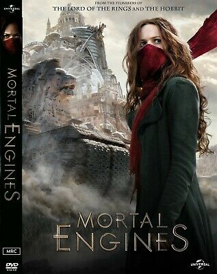 Mortal Engines (2019) DVD