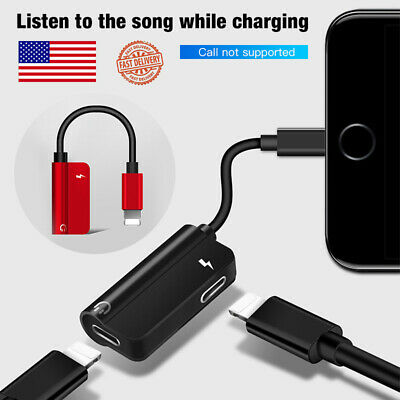 Charge Cable and AUX Adapter (Charger + Headphone Adapter) For iPhone11/Pro/Max