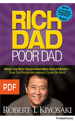 Rich Dad Poor Dad By Robert T. Kiyosaki PDF b00k