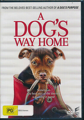 A Dog's Way Home DVD NEW Region 4