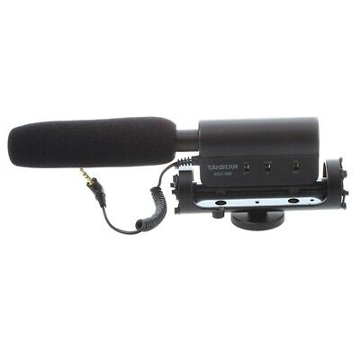 2X(TAKSTAR SGC-598 Condenser Photography Interview Recording miniphone for Ni JF