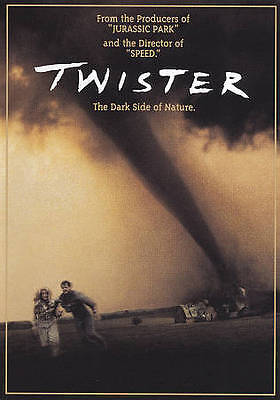 TWISTER with Helen Hunt, Bill Paxton (DVD) >NEW<