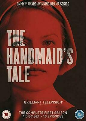 The Handmaid's Tale Season 1 New & Sealed Region 2 Free Delivery UK