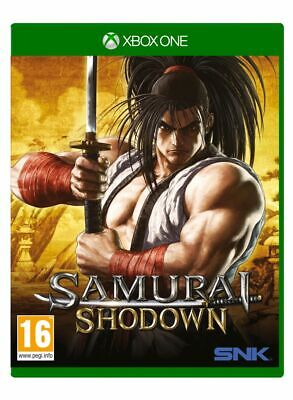 Samurai Shodown (Xbox One)  BRAND NEW AND SEALED - IN STOCK - QUICK DISPATCH