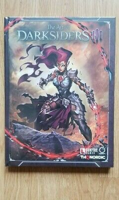 Udon Entertainment The Art of Darksiders III Sealed NM/M HC 2019