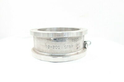 Titan CV-40-41-42-43-44-46 300 Stainless Wafer Check Valve 10in