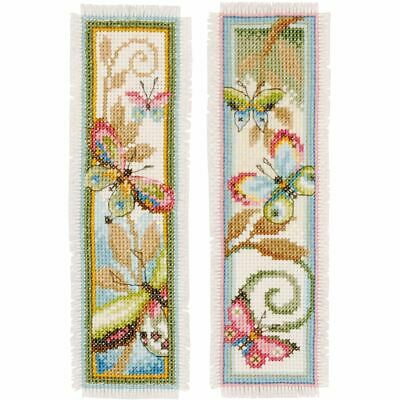 14 Count Vervaco Counted Cross Stitch Kit 7.5X11.25-Giraffe Family On Aida