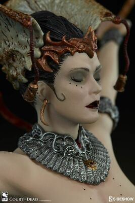 "Other Statues--Court of the Dead - Gethsemoni Queens Conjuring 10"" Statue"