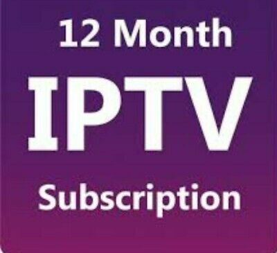 12 months iptv subscription USA..and more low-cost $25 12 months