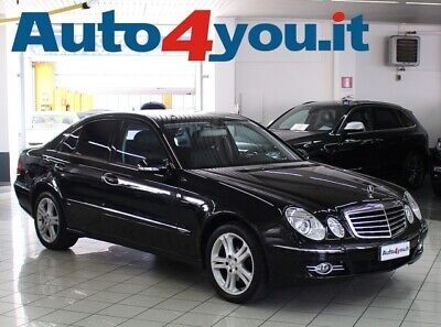 "MERCEDES-BENZ E 320 CDI cat 4Matic EVO Avantgarde Sport ""Full Opt."""