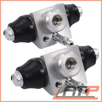 2x WHEEL BRAKE CYLINDER REAR VW UP 1.0 FROM 2011 VENTO 1H 1.4 - 1.9