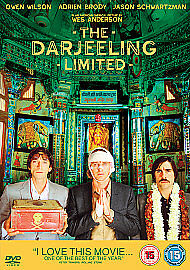 The Darjeeling Limited [DVD] [2007], New, DVD, FREE & Fast Delivery