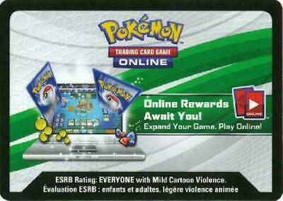 10X Pokemon Detective Pikachu 4-Card Booster Pack Online Code Cards MSGED