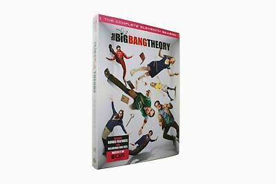 2018 The Big Bang Theory: The Complete 11th Eleventh Season dvd NEW