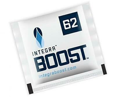 Integra Boost 8g Humidiccant Pack 62% (12 pack) - 2-Way Humidity Control...