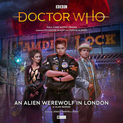Dr Doctor Who: An Alien Werewolf in London (Sylvester McCoy) Big Finish *NEW*