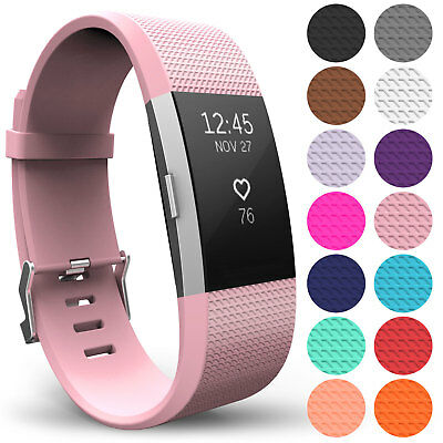 Fitbit Charge 2 Wrist Straps Wristbands, Best Replacement Accessory Watch HOT