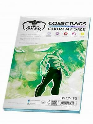 Ultimate Guard Resealable Current Comic Bags