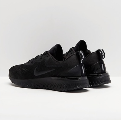Nike ODYSSEY REACT AO9820-010 Women's Running Shoe 'Triple Black' size 10.5