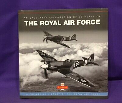 Royal Air Force Royal Mail Limited Edition No 474 Stamp Album Book 2008