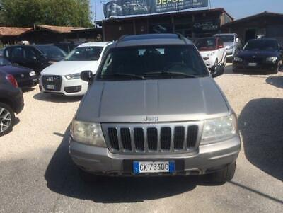 JEEP Grand Cherokee Grand Cherokee 2.7 CRD Limited