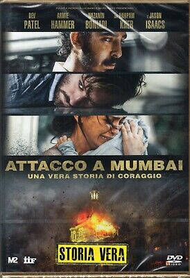 Attachment Mumbai. by the Real History of Coraggio (2019) DVD Booking