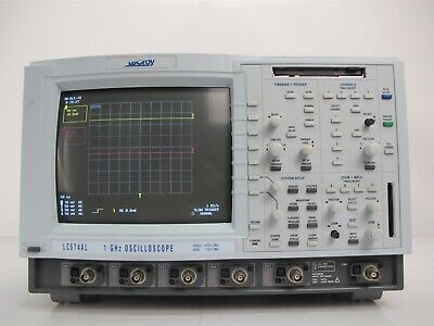 LeCroy LC574AL 1GHz Oscilloscope with Options