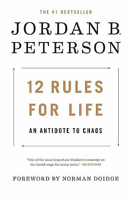 (P DF.EPU B) 12 Rules for Life An Antidote to Chaos by Jordan B. Peterson !!!