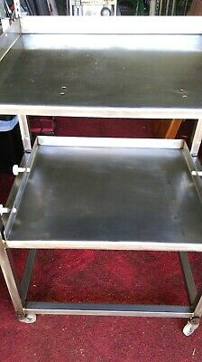 Stainless steel Bench pick up from Blacktown  2148
