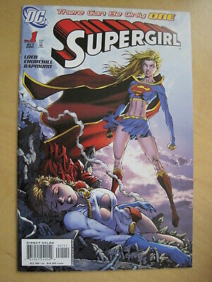 SUPERGIRL, DC 2005 SERIES : COMPLETE RUN OF issues 1 - 31 by LOEB, CHURCHILL etc