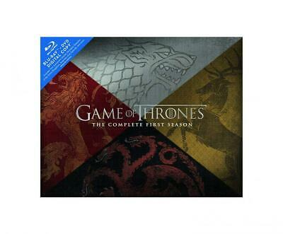 Game of Thrones: Season 1 (Collector's Edition with Dragon Egg) [Blu-ray +...