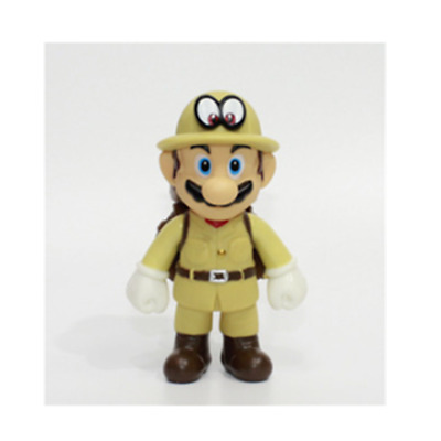 Super mario bros brothers odyssey adventure action figure 12cm NEW birthday gift