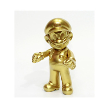 Super mario bros brothers odyssey gold action figure 12cm NEW birthday gift