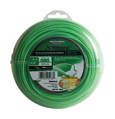 L 10 Dia Arnold  Xtreme  Professional  Trimmer Line  0.095 in x 200 ft