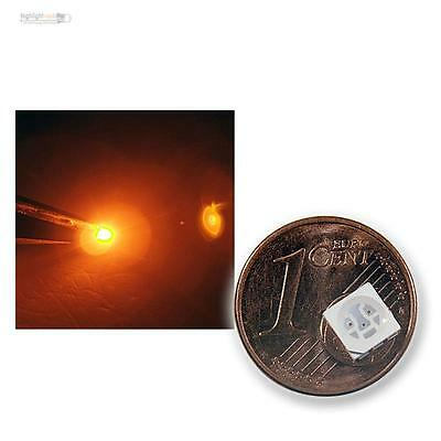 10 SMD Leds 5050 Yellow 3-Chip/PLCC6-POWER LED Smt Smds
