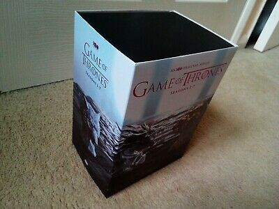 Game of Thrones complete season/series 1-7 DVD box set REGION 1 Mint