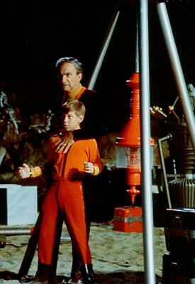 Jonathan Harris Billy Mumy Lost In Space 8x10 glossy Photo #E7624