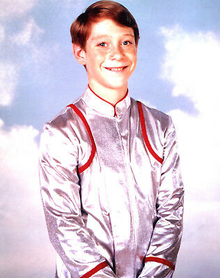 Billy Mumy Lost in Space 8x10 photo W2859
