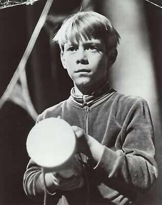 Billy Mumy Lost In Space 8x10 photo X4466
