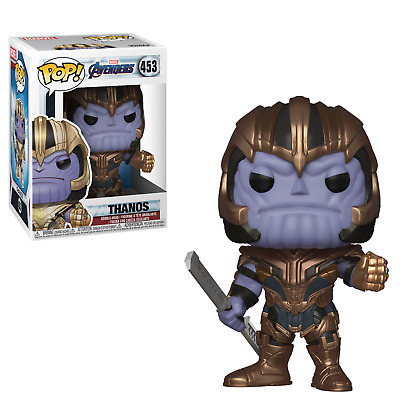 Marvel Avengers #453 - Thanos EndGame - Funko Pop! - Brand New 🔥