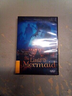 The Little Mermaid DVD Manufactured On Demand Ex Rental VG