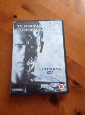 DVD Terminator 2 Judgment Day - 2 Disc Edition