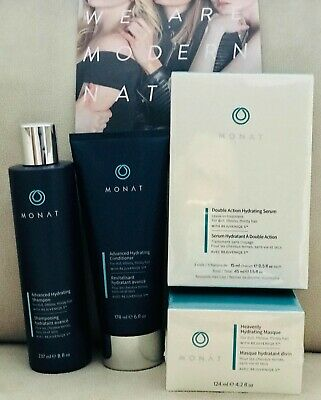 Monat Advanced Hydrating Haircare Limited Offer Rrp£160
