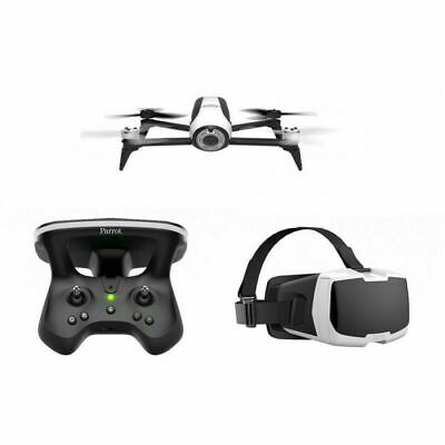Parrot Bebop Drone 2 Fpv White Include S Parrot Bebop Drone 2 Fpv + Skycontrolle