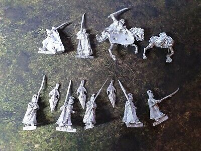 Lord Of The Rings Battle Games In Middle Earth Rivendell Elves Lot LOTR BGME GW