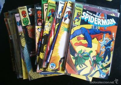 Comic Spiderman: Lote de 30 numeros - Comics Forum
