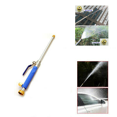 Pressure Power Washer Spray Nozzle,Garden Hose Wand For Car Washing and High Out