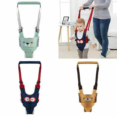 AU Baby Toddler Learn Walking Belt Walker Wing Helper Assistant Safety Harness