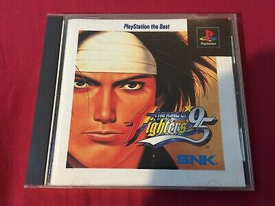 PS1 The KING OF FIGHTERS 95 KOF SNK playstation one V.S. FIGHTING game FREE POST